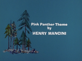 Screenshots from the 1975 DePatie Freleng cartoon Keep Our Forests Pink