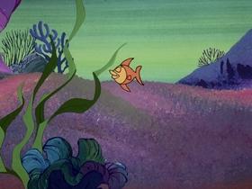Screenshots from the 1976 DePatie Freleng cartoon Flying Fool