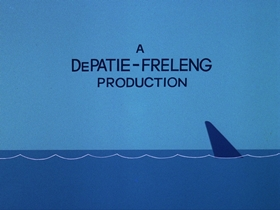 Screenshots from the 1976 DePatie Freleng cartoon Mama