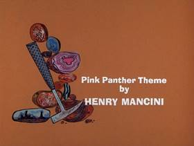 Screenshots from the 1976 DePatie Freleng cartoon Rocky Pink