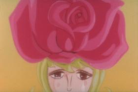 Screenshots from the 1977 Sanrio Films cartoon Rose and Joe