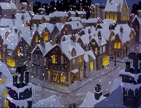 Screenshots from the 1979 Warner Brothers cartoon Bugs Bunny