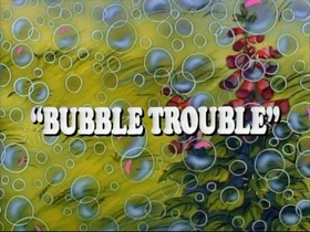 Screenshots from the 1989 Disney Television Animation cartoon Bubble Trouble