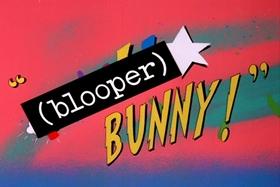 Screenshots from the 1991 Warner Brothers cartoon Blooper Bunny