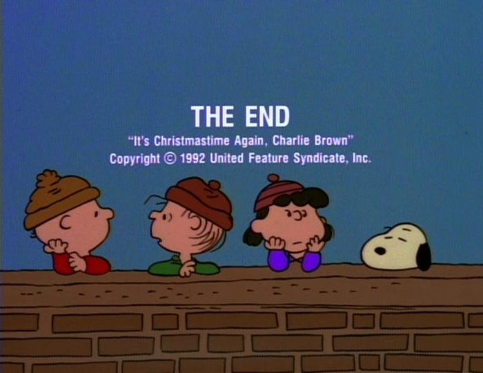 Its Christmas Time Again Charlie Brown.It S Christmastime Again Charlie Brown 1992 The