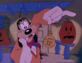 Screenshots from the 1992 Disney Television Animation cartoon Hallow-Weenies