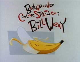 Screenshots from the 1993 Spumco cartoon Monkey See, Monkey Don