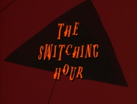 Screenshots from the 1994 Klasky Csupo cartoon The Switching Hour