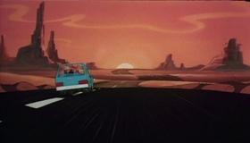 Screenshots from the 1994 Amblin Entertainment cartoon I
