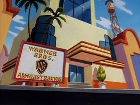 Screenshots from the 1994 Amblin Entertainment cartoon Ups and Downs