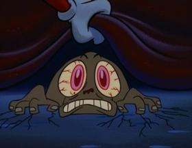 Screenshots from the 1995 Games Animation cartoon Insomniac Ren