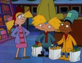 arnolds christmas snee oosh hey arnold - Hey Arnold Christmas