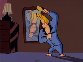 Screenshots from the 1997 Hanna-Barbera cartoon