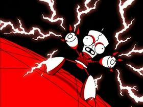 Screenshots from the 1999 Nickelodeon cartoon Pilot