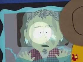 Screenshots from the 1999 Braniff Productions cartoon Prehistoric Ice Man