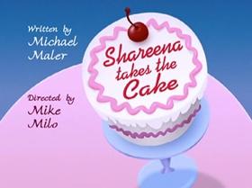 Screenshots from the 1999 Warner Brothers Television cartoon Shareena Takes the Cake
