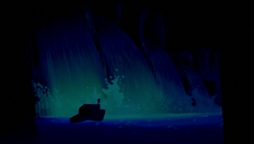 Screenshots from the 1999 Disney cartoon Piano Concerto No. 2, Allegro, Opus 102