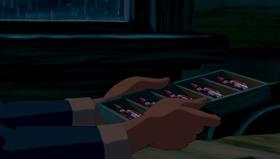 Screenshots from the 1999 Disney cartoon Piano Concerto No. 2, Allegro, Opus 102
