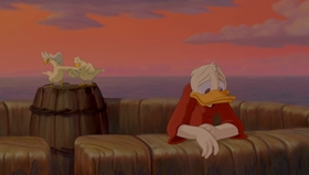Screenshots from the 1999 Disney cartoon Pomp and Circumstance, Marches 1, 2, 3 and 4