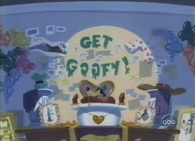 Screenshots from the 1999 Disney Television Animation cartoon How to Be a Spy