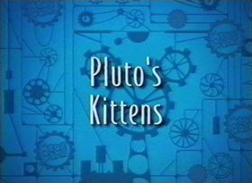 Screenshots from the 1999 Disney Television Animation cartoon Pluto