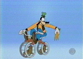 Screenshots from the 1999 Disney Television Animation cartoon How to Ride a Bike