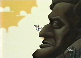 Screenshots from the 1999 Disney Television Animation cartoon Goofy
