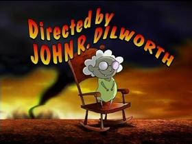 Screenshots from the 2000 Stretch Films cartoon Little Muriel