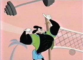 Screenshots from the 2000 Disney Television Animation cartoon Mickey