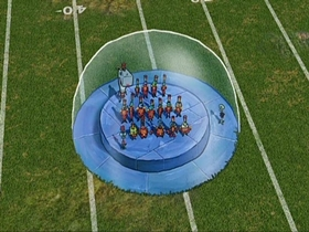 Screenshots from the 2001 United Plankton Pictures cartoon Band Geeks