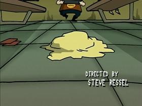 Screenshots from the 2001 Nickelodeon cartoon Bestest Friend