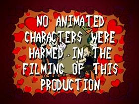 Screenshots from the 2001 Nickelodeon cartoon Hamstergeddon