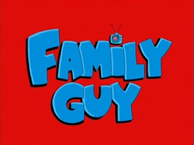 Screenshots from the 2001 Fuzzy Door Productions cartoon A Very Special Family Guy Freakin