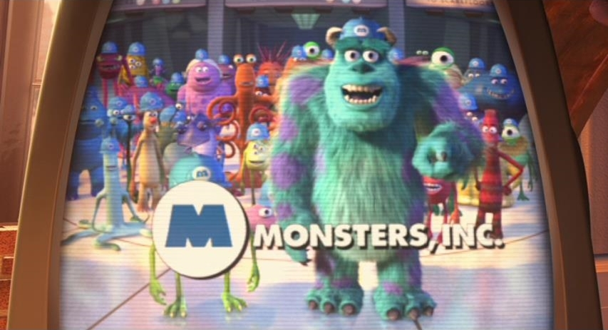 Monsters, Inc  (2001) - The Internet Animation Database
