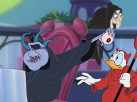 Screenshots from the 2003 Disney Television Animation cartoon Mickey