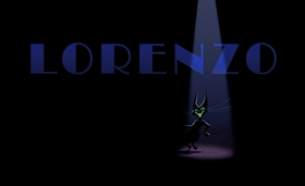 Screenshots from the 2004 Disney cartoon Lorenzo