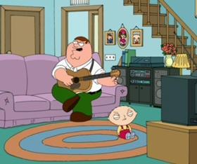 Screenshots from the 2006 Fuzzy Door Productions cartoon Deep Throats