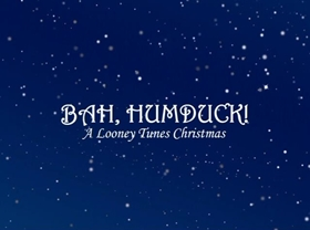 Screenshots from the 2006 Warner Brothers cartoon Bah, Humduck!: A Looney Tunes Christmas