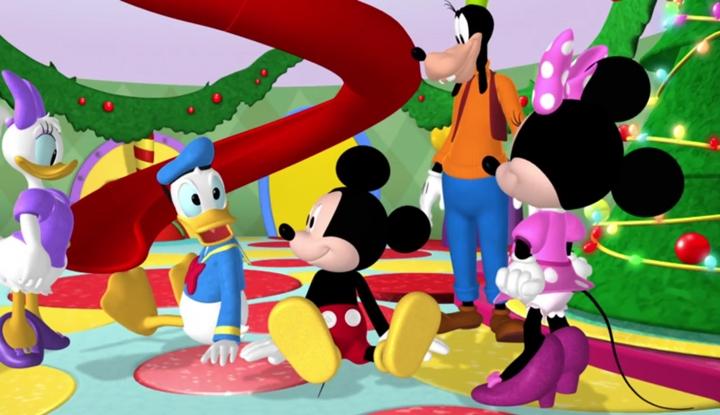 Mickey Saves Santa (2006) - The Internet Animation Database