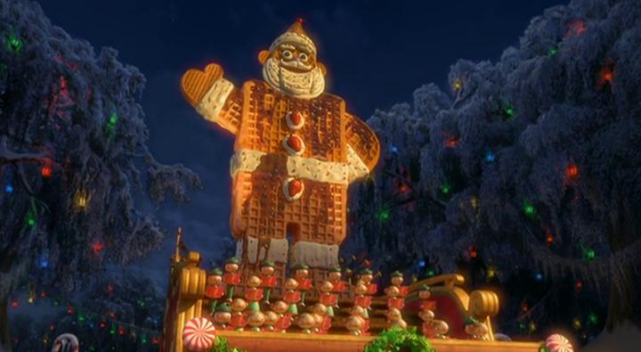 Shrek Christmas.Shrek The Halls 2007 The Internet Animation Database
