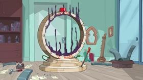 Screenshots from the 2009 Disney Television Animation cartoon Unfair Science Fair Redux