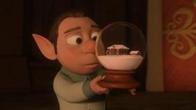 Screenshots from the 2009 Disney cartoon Prep and Landing