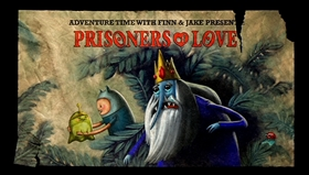 Screenshots from the 2010 Frederator Studios cartoon Prisoners of Love