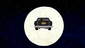 Screenshots from the 2010 Cartoon Network Studios cartoon Ello Gov