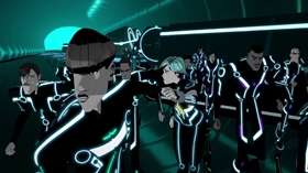 Screenshots from the 2012 Disney Television Animation cartoon Beck