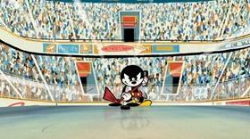 Screenshots from the 2013 Disney Television Animation cartoon Bad Ear Day