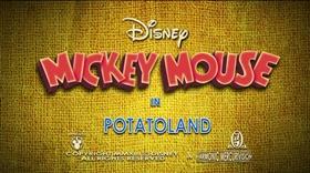 Screenshots from the 2013 Disney Television Animation cartoon Potatoland