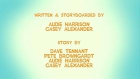 Screenshots from the 2013 Cartoon Network Studios cartoon Tiger Trails