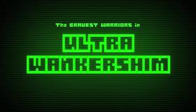 Screenshots from the 2013 Frederator Studios cartoon Ultra Wankershim