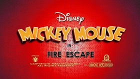 Screenshots from the 2014 Disney Television Animation cartoon Fire Escape